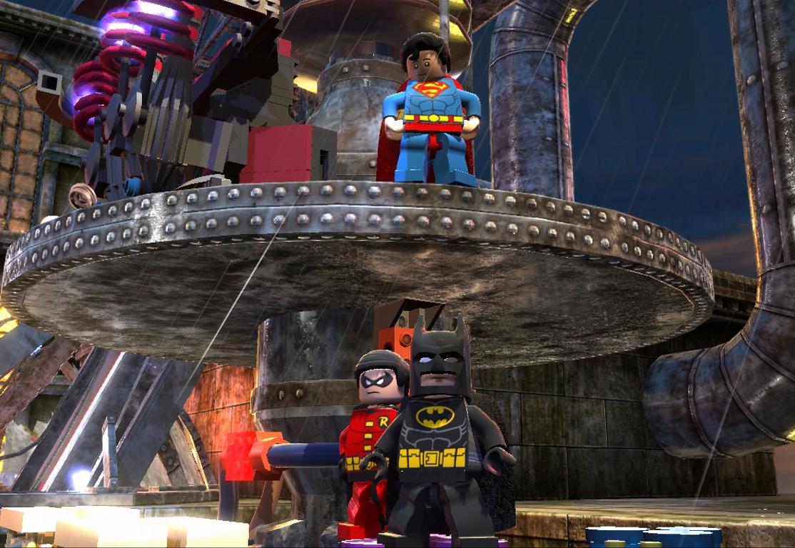 První trailer a screenshoty z LEGO Batman 2 62196