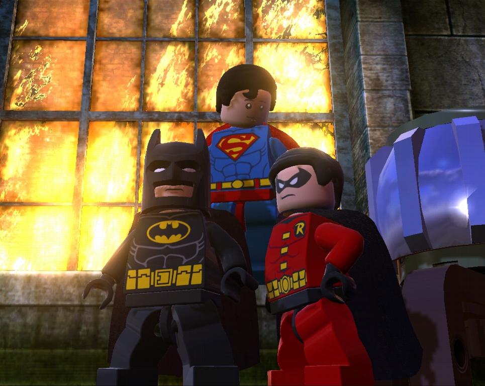 První trailer a screenshoty z LEGO Batman 2 62198
