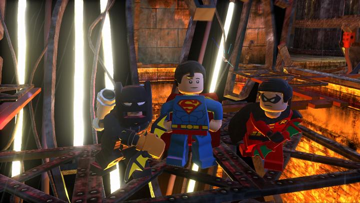 První trailer a screenshoty z LEGO Batman 2 62199