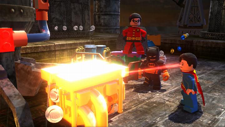 První trailer a screenshoty z LEGO Batman 2 62201