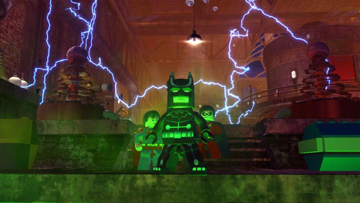 První trailer a screenshoty z LEGO Batman 2 62203