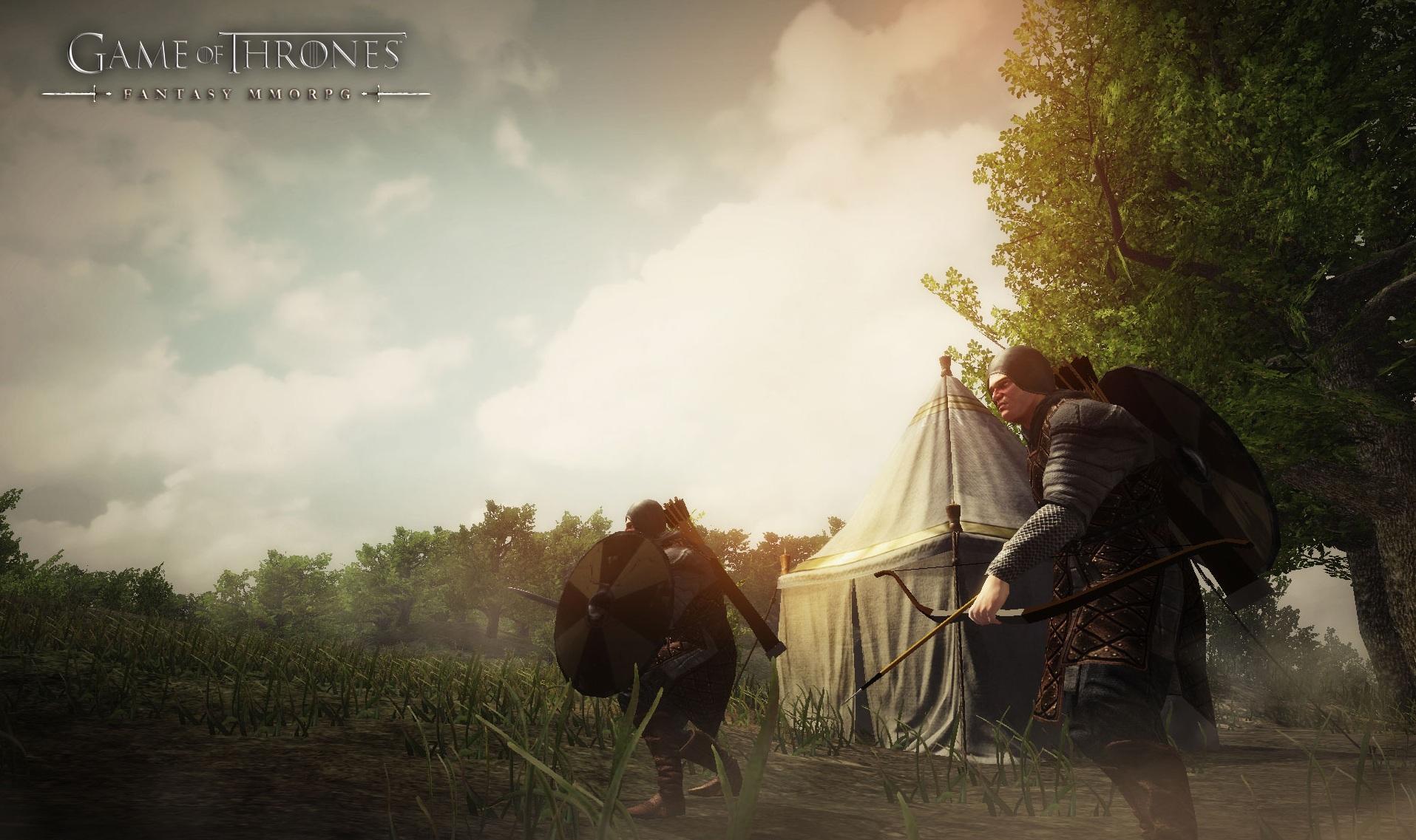 Game of Thrones MMO – Západozemí z vlastní online perspektivy 62211