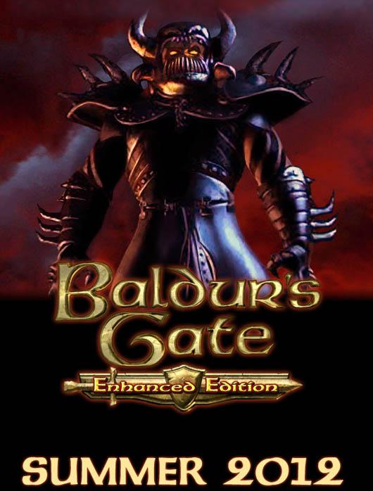 Ve vývoji rozšířené edice Baldur's Gate 62240