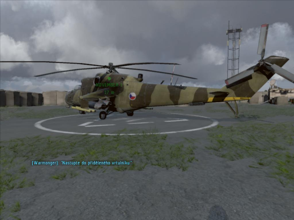 Take On Helicopters: Hinds – bez armády to nejde 62373