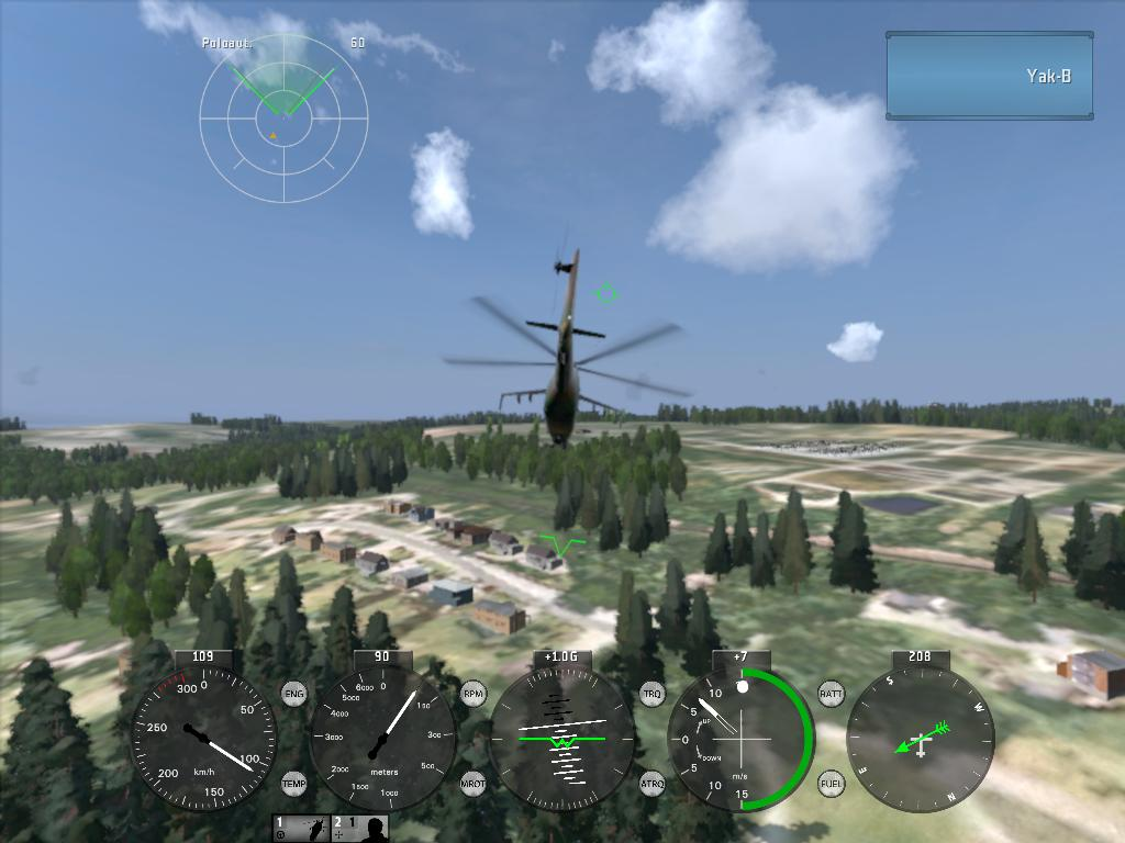 Take On Helicopters: Hinds – bez armády to nejde 62374