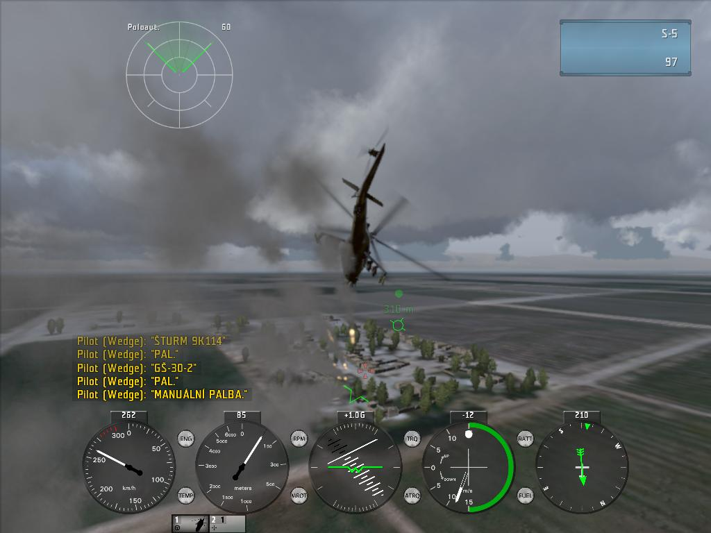 Take On Helicopters: Hinds – bez armády to nejde 62377