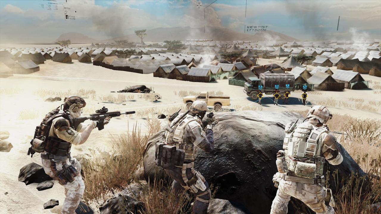 Ghost Recon: Future Soldier – válka se nemění 62530