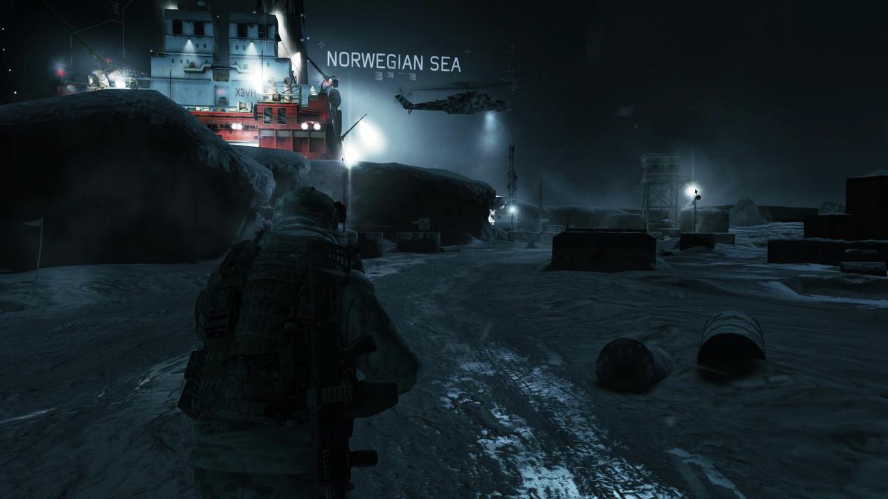 Ghost Recon: Future Soldier – válka se nemění 62533