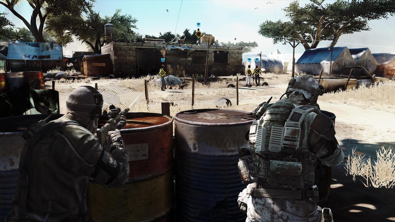 Ghost Recon: Future Soldier – válka se nemění 62535