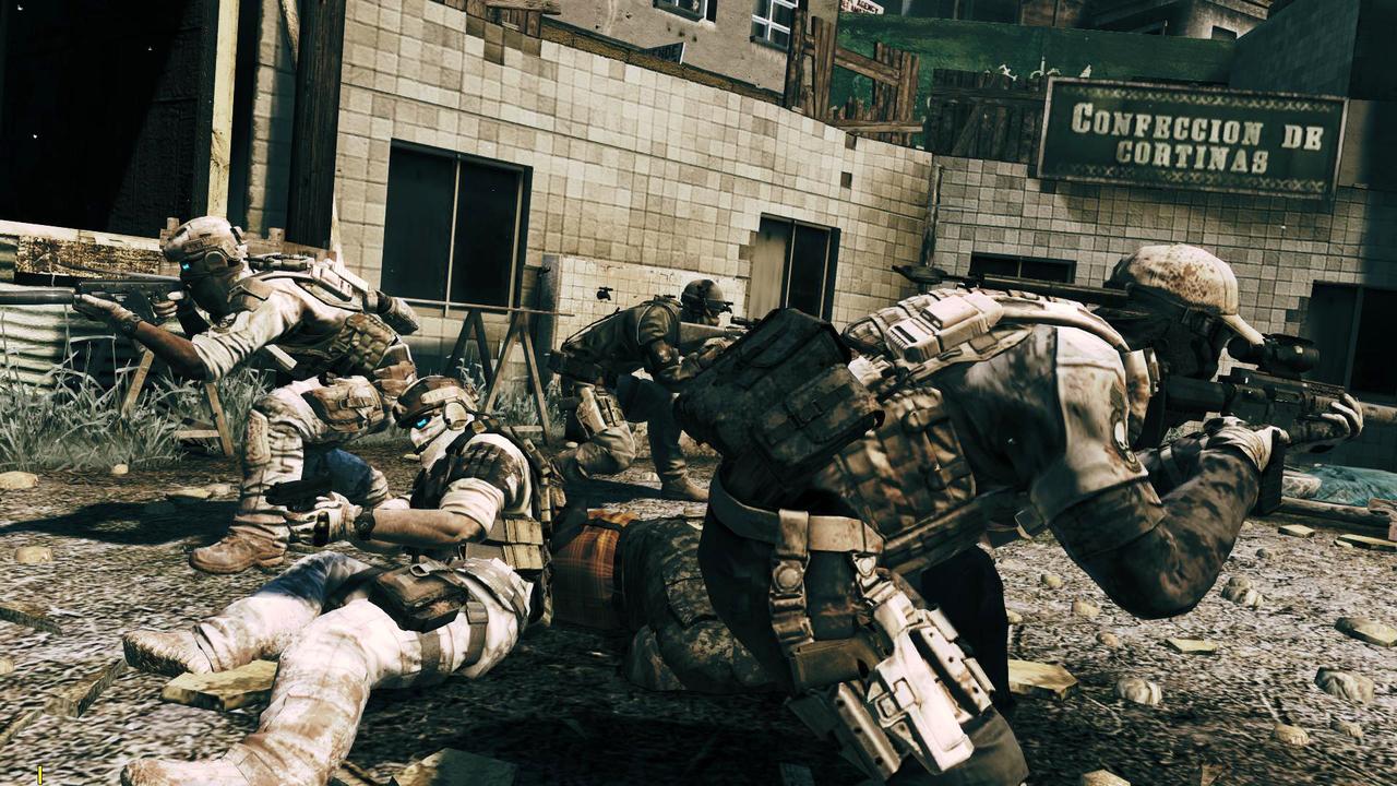 Ghost Recon: Future Soldier – válka se nemění 62539