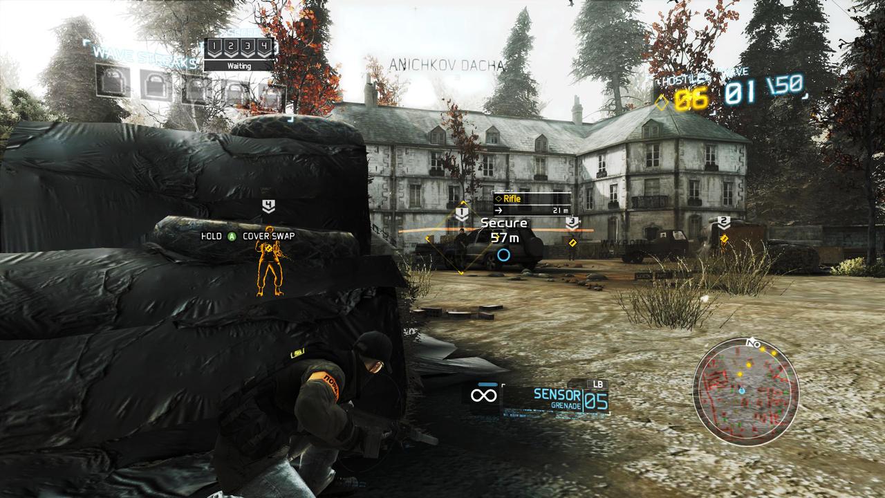 Ghost Recon: Future Soldier – válka se nemění 62540