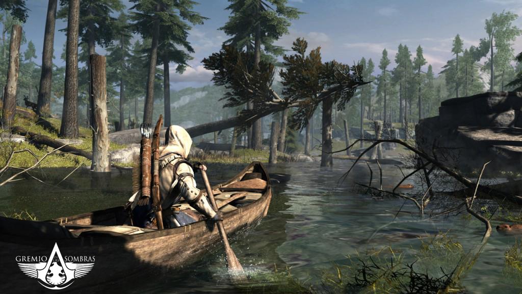 Assassin's Creed 3 a detaily o New Yorku 62555