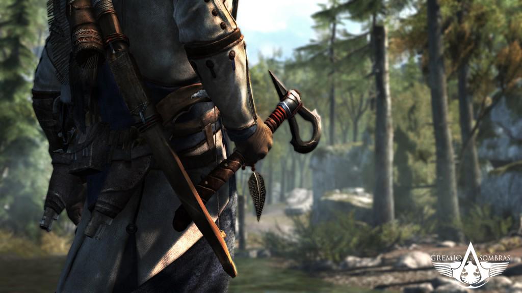 Technologie z AC III překvapí, říká Ubisoft 62559