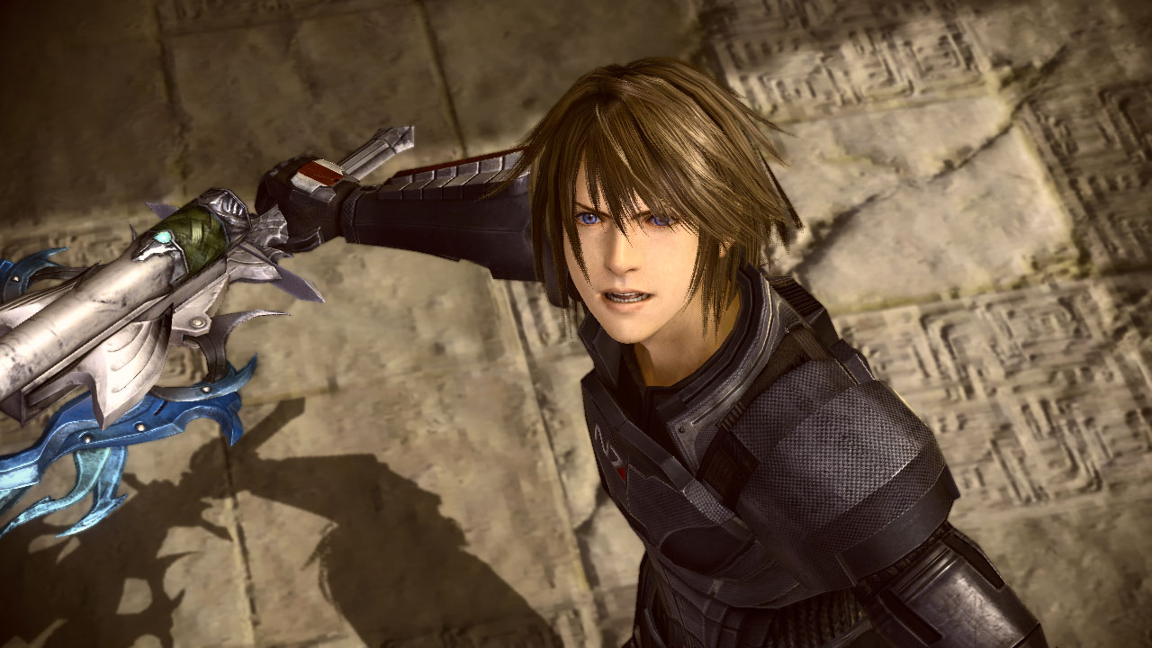Final Fantasy XIII-2 s brněním Mass Effectu 62567
