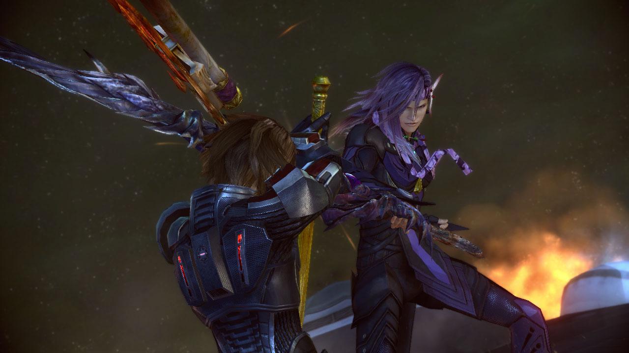 Final Fantasy XIII-2 s brněním Mass Effectu 62568