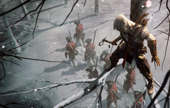 Assassin's Creed 3 a detaily o New Yorku 62859