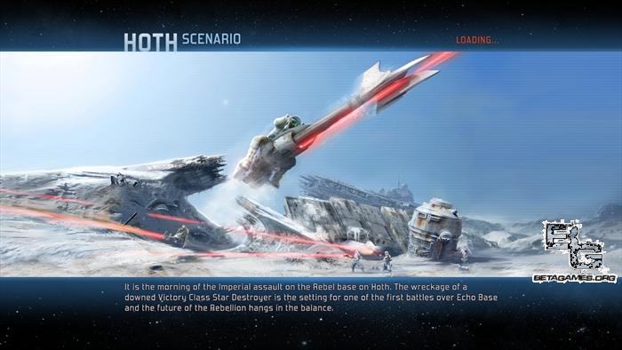 Artworky ze Star Wars: Battlefront 3 na disku Resident Evil: ORC 62936