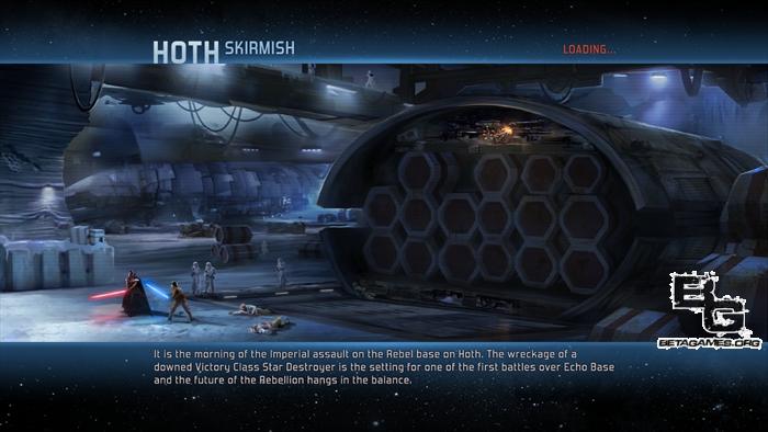 Artworky ze Star Wars: Battlefront 3 na disku Resident Evil: ORC 62938