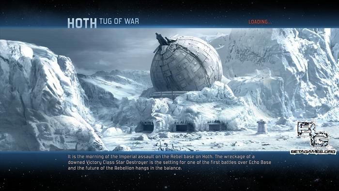 Artworky ze Star Wars: Battlefront 3 na disku Resident Evil: ORC 62940