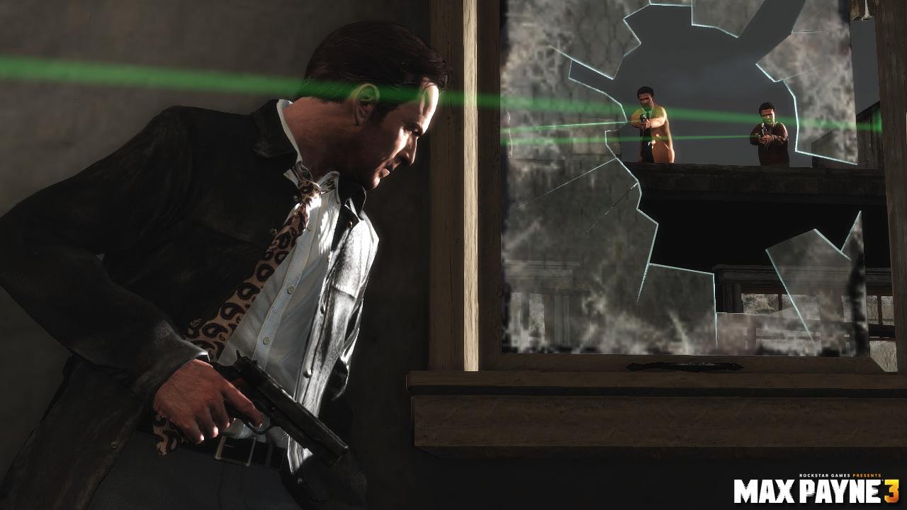 Max Payne 3 – nabušená srdcovka 63403