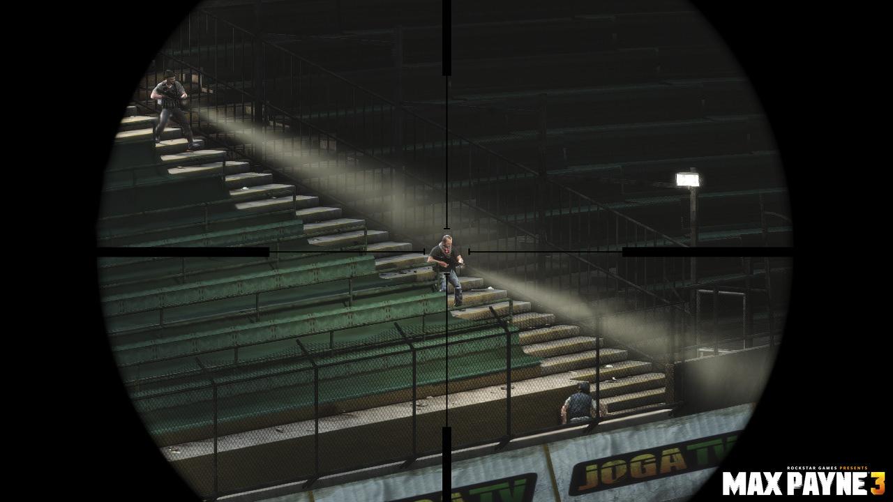 Nové obrázky z Max Payne 3 63404