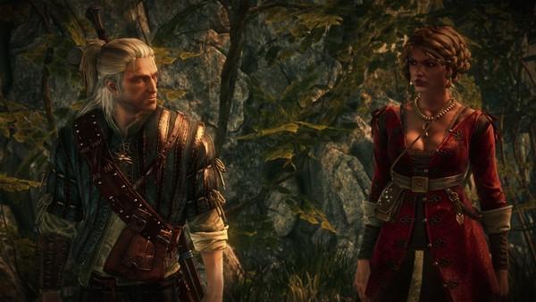 Xbox verze Zaklínače 2 na dalších screenech 63442
