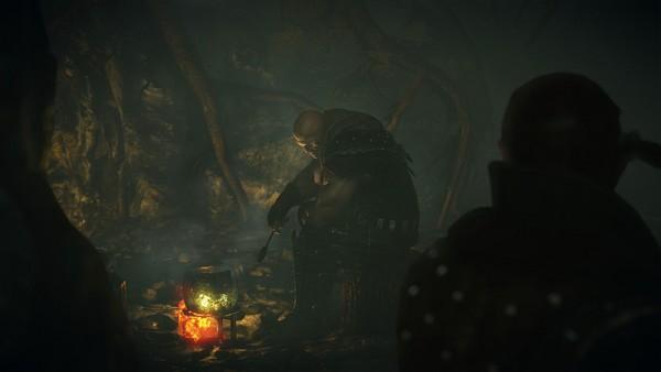Xbox verze Zaklínače 2 na dalších screenech 63447