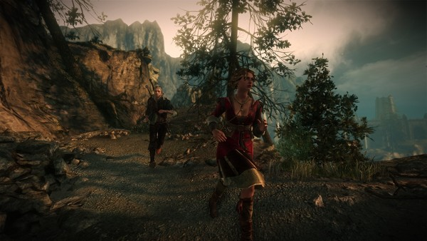 Xbox verze Zaklínače 2 na dalších screenech 63455