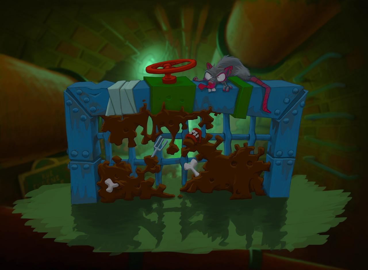První obrázky z Worms Revolution 63579