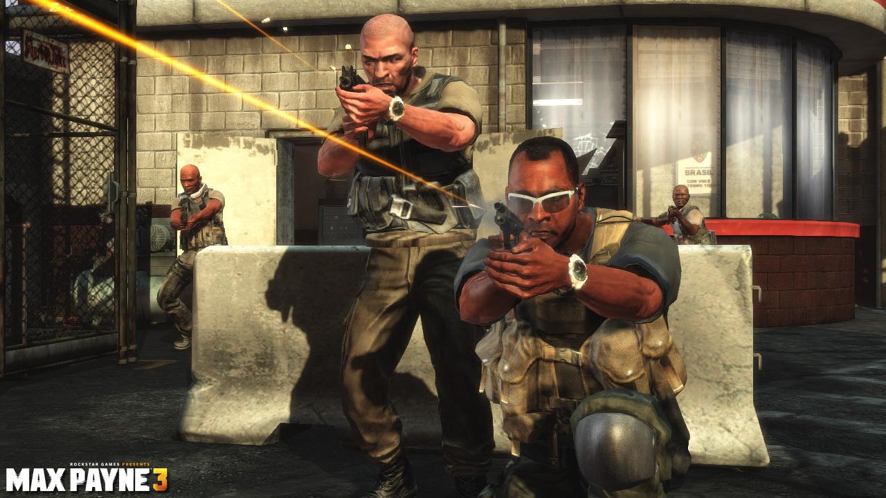 Max Payne 3 – nabušená srdcovka 63954