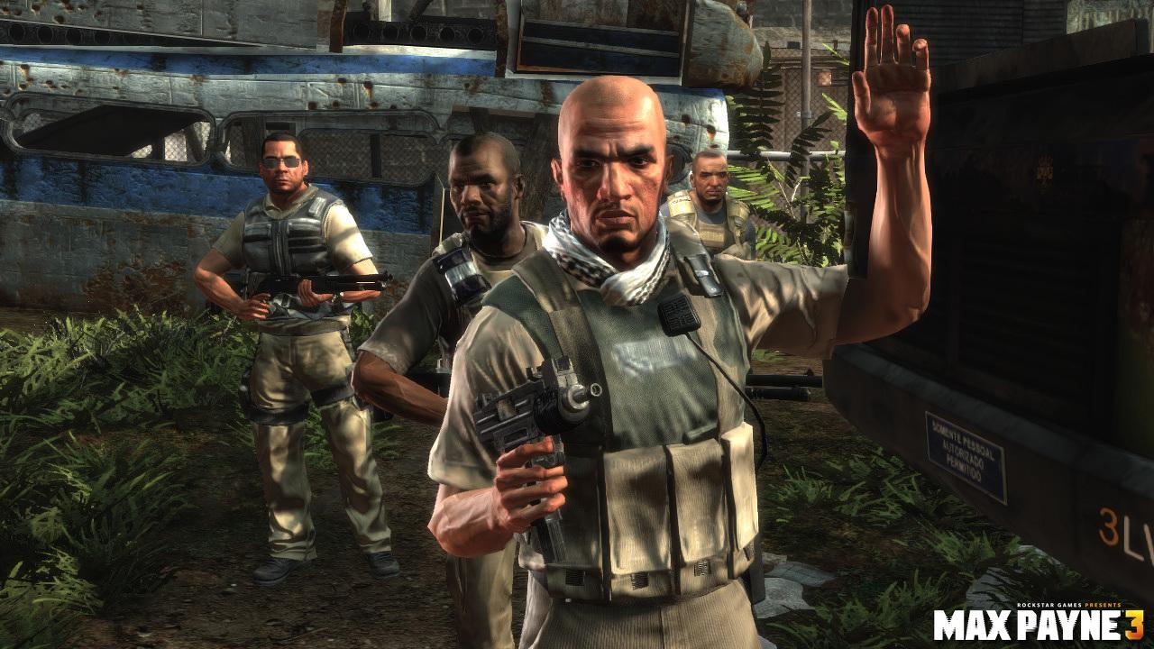 Představen gang Crachá Preto z Max Payne 3 63955