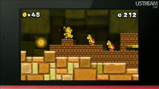 Nintendo chystá New Super Mario Bros. 2 64048