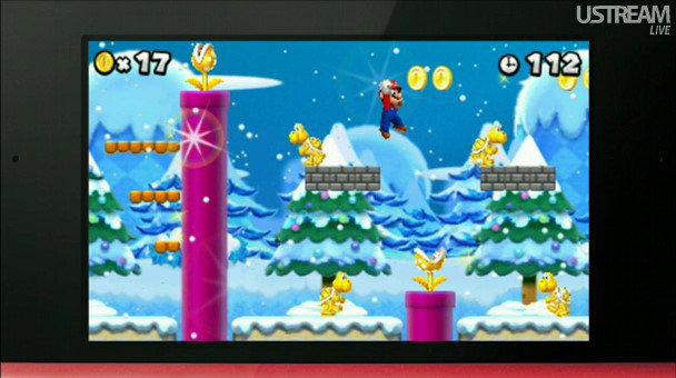 Nintendo chystá New Super Mario Bros. 2 64049