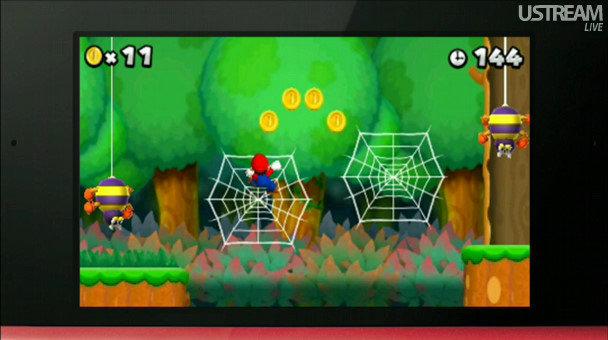 Nintendo chystá New Super Mario Bros. 2 64050