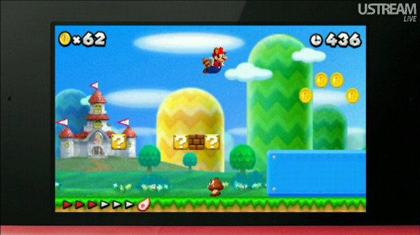 Nintendo chystá New Super Mario Bros. 2 64052