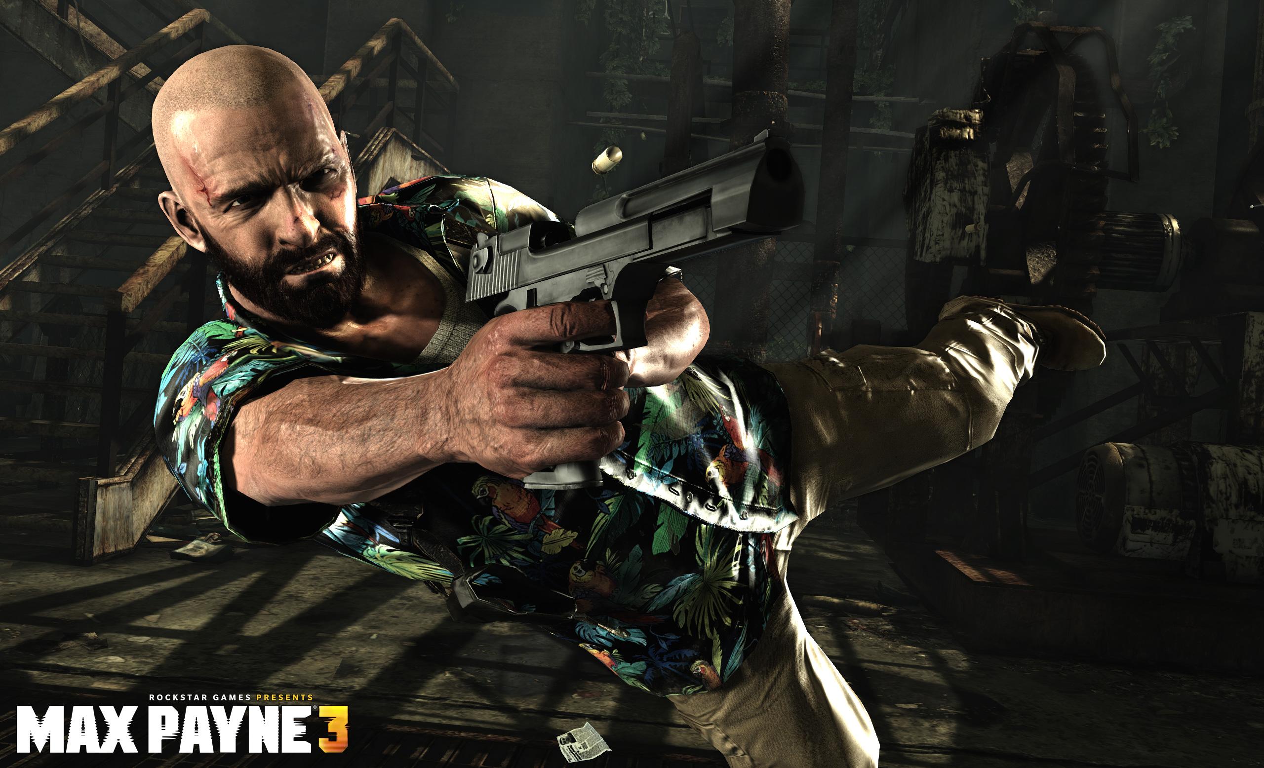 """Max Payne 3 s """"ohromující"""" DX11 grafikou 64106"""