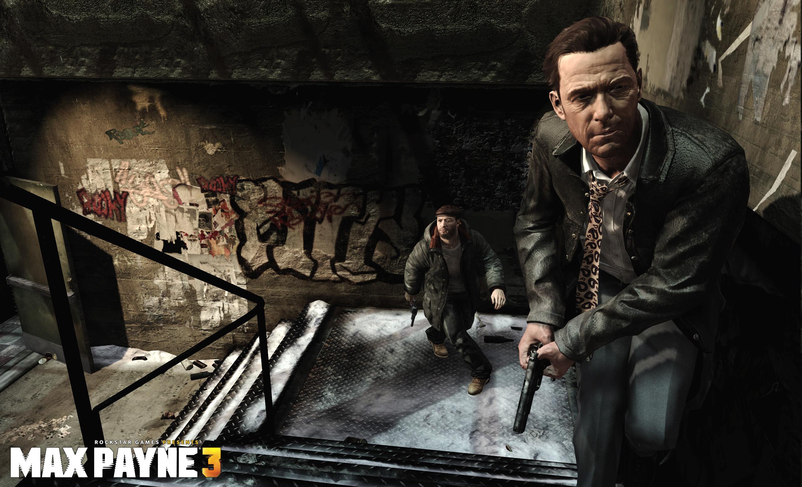 """Max Payne 3 s """"ohromující"""" DX11 grafikou 64107"""