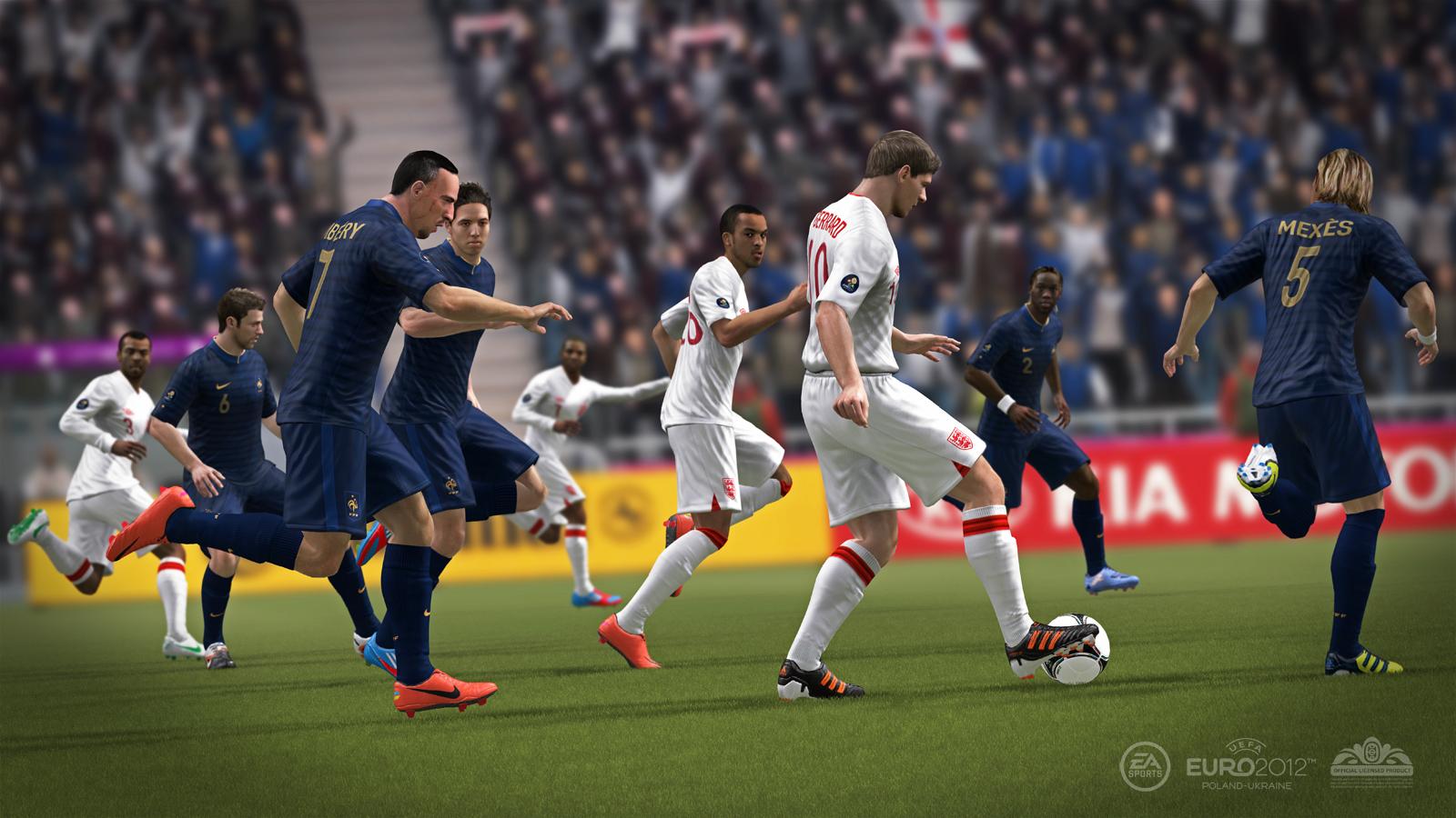 FIFA 12: UEFA EURO 2012 – když je ze hry DLC 64166
