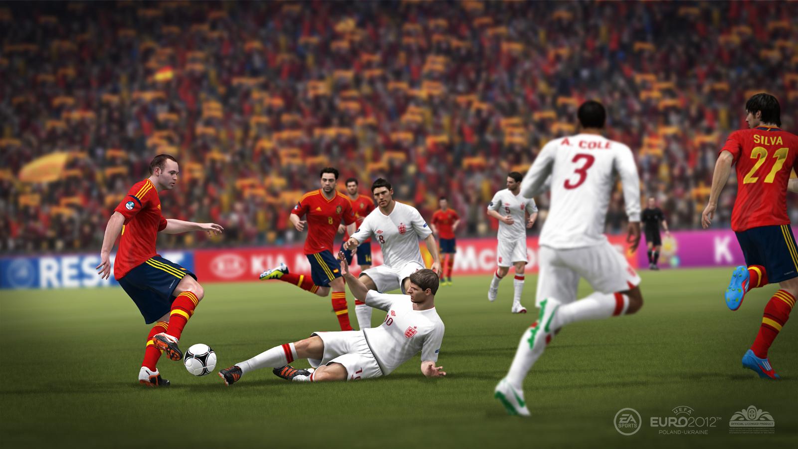 FIFA 12: UEFA EURO 2012 – když je ze hry DLC 64167