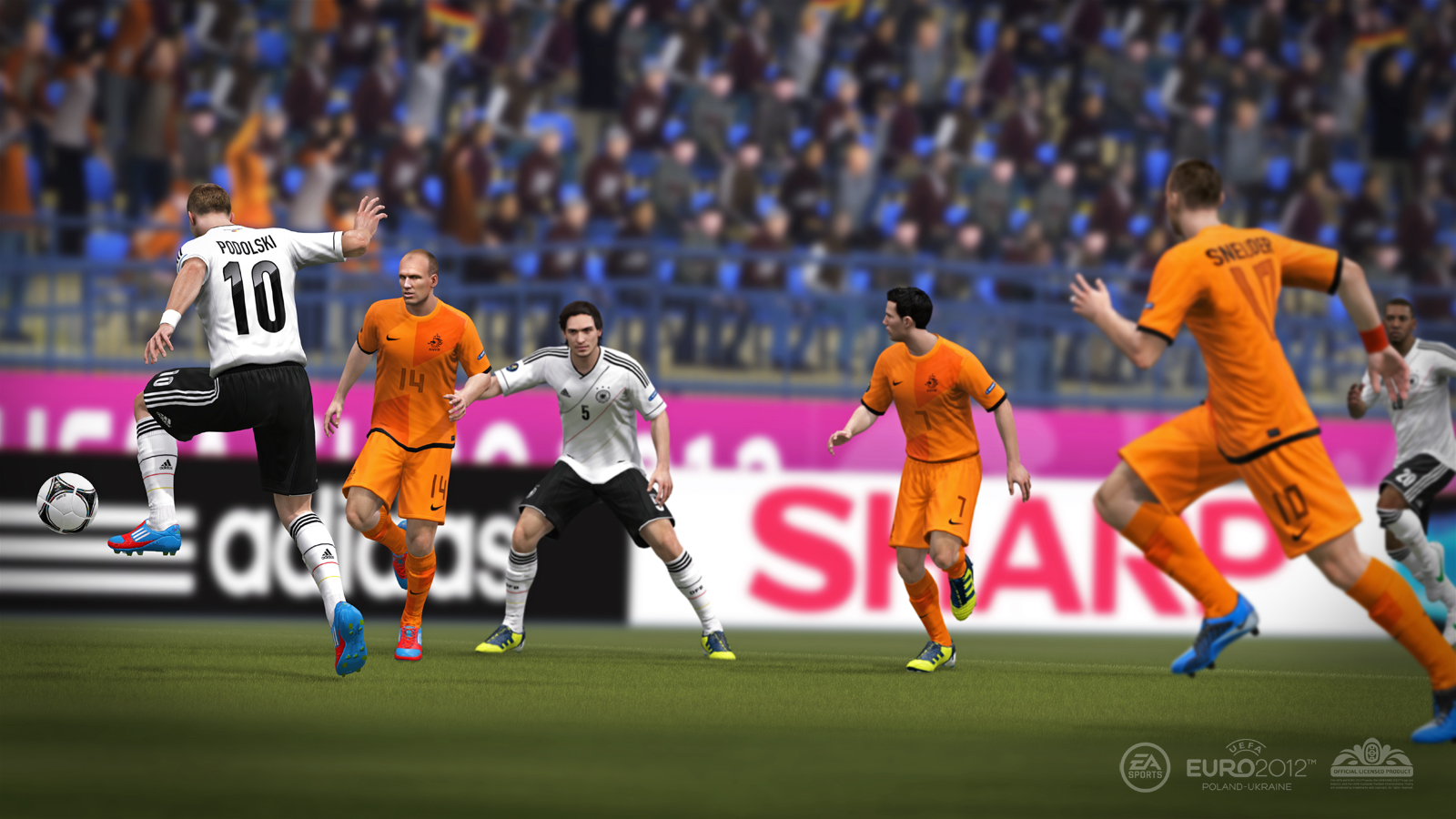 FIFA 12: UEFA EURO 2012 – když je ze hry DLC 64168