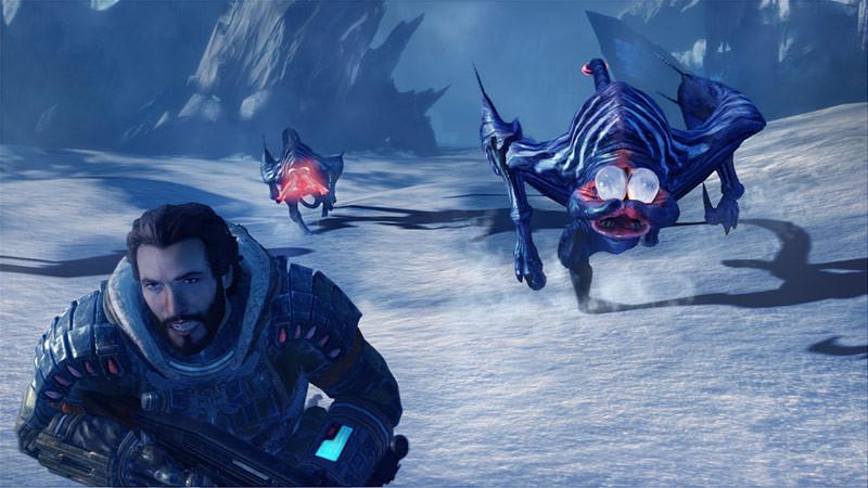 Nové obrázky z Lost Planet 3 64230