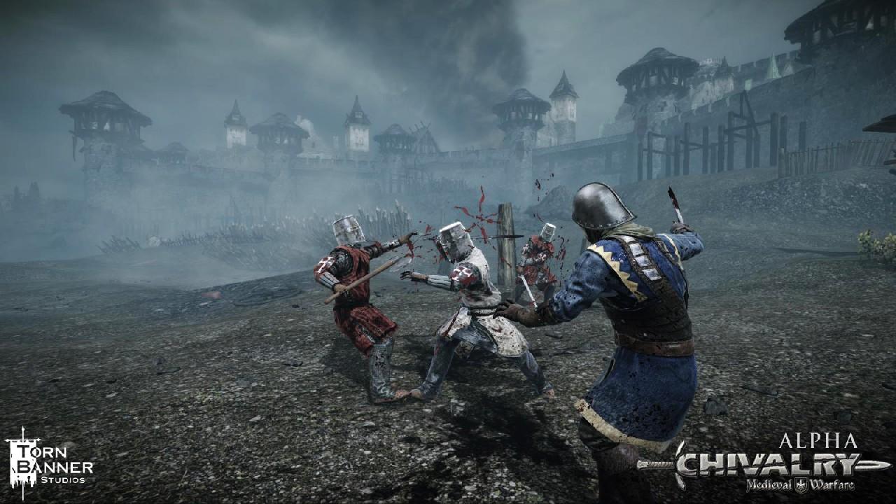 Chivalry: Medieval Warfare screenshoty 64232
