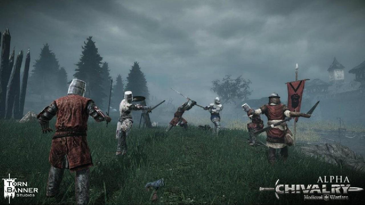 Chivalry: Medieval Warfare screenshoty 64233