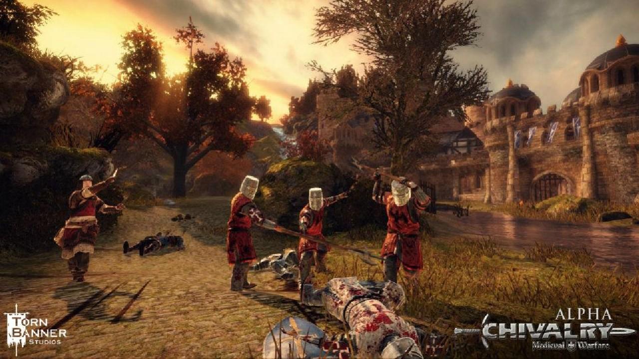 Chivalry: Medieval Warfare screenshoty 64234