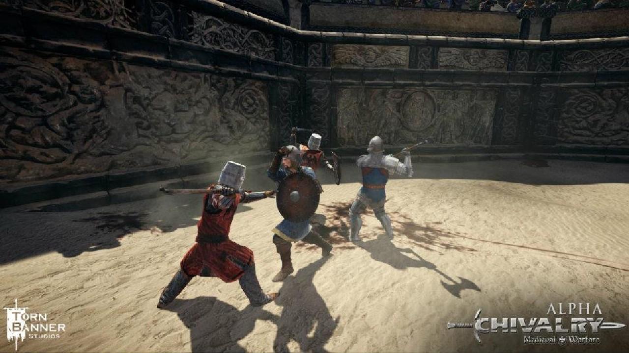 Chivalry: Medieval Warfare screenshoty 64235