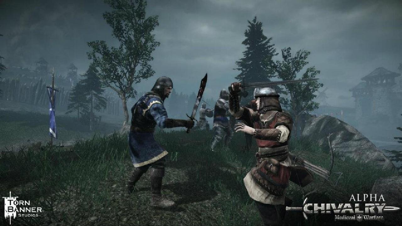 Chivalry: Medieval Warfare screenshoty 64236