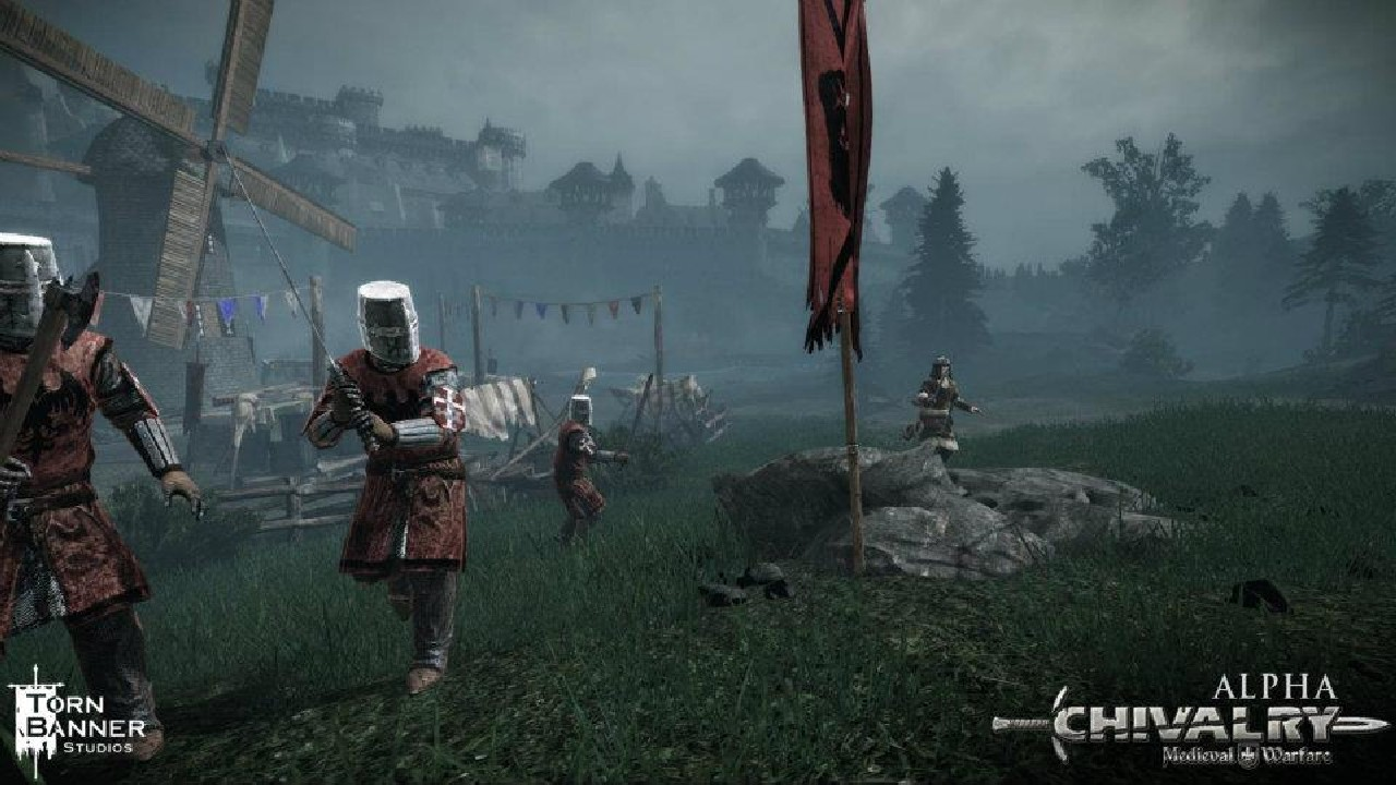 Chivalry: Medieval Warfare screenshoty 64237