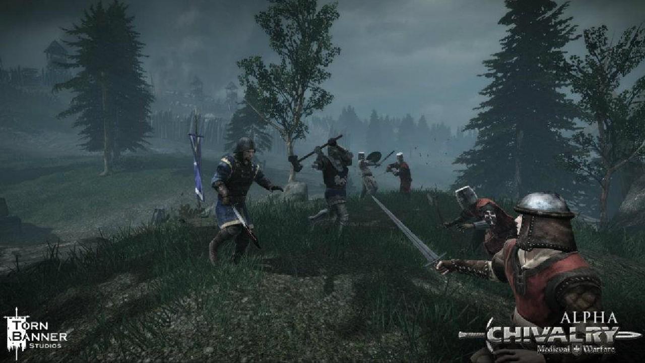 Chivalry: Medieval Warfare screenshoty 64238