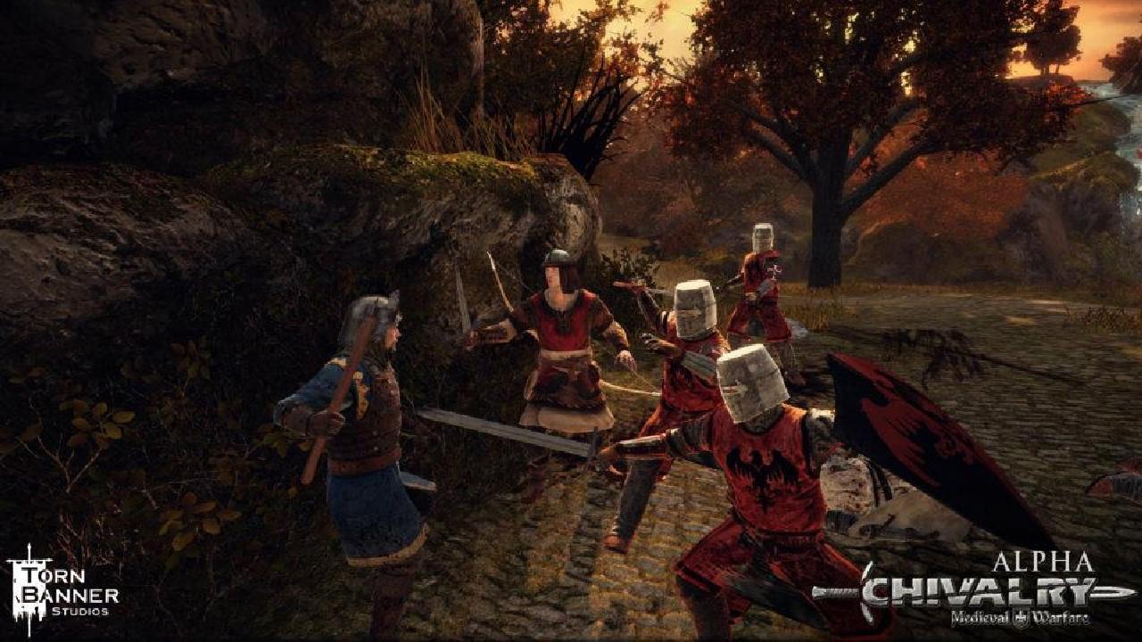 Chivalry: Medieval Warfare screenshoty 64239