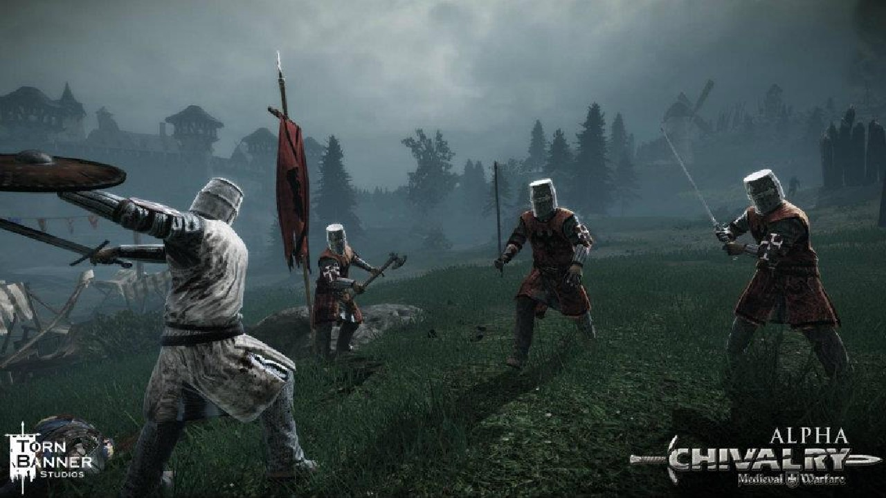 Chivalry: Medieval Warfare screenshoty 64240